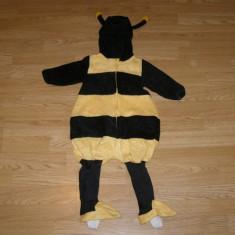 Costum carnaval serbare albina pentru copii de 1-2 ani 12 luni - Costum Halloween, Marime: Masura unica, Culoare: Din imagine