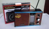 Radio portabil retro prinde antena satelor bun la tara la cules pescuit etc, Analog, 0-40 W