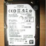 Hard Disk Laptop Hitachi 750Gb SATA DEFECT, Hardul nu se poate initializa - HDD laptop Hitachi, 500-999 GB, Rotatii: 5400, 8 MB