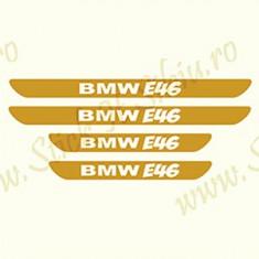Set Protectii Praguri BMW E46-Model 2_Tuning Auto_Cod: PRAG-107 - Praguri tuning
