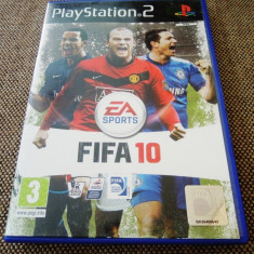 Fifa 10, PS2, original, alte sute de jocuri! - Jocuri PS2 Ea Sports, Sporturi, 3+, Multiplayer