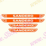 Set Praguri Dacia Sandero-Model 4_Tuning Auto_Cod: PRAG-213