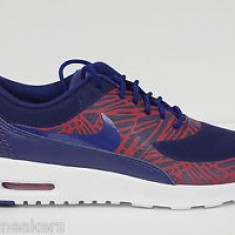 Adidasi Nike Air Max Thea COD PRODUS 599408-402 - Adidasi dama Nike, Culoare: Din imagine, Marime: 38.5, Textil