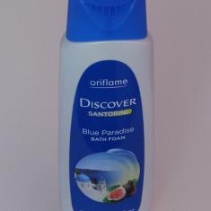 Spumant de baie Discover Santorini Blue Paradise -400 ml