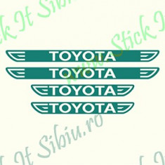 Set Praguri Toyota-Model 4_Tuning Auto_Cod: PRAG-225