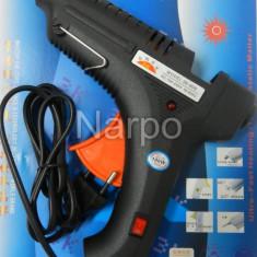 Pistol de lipit cu silicon 100W 11mm Profesional intrerupator 3K-605