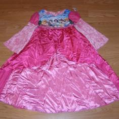 Costum carnaval serbare printese disney pentru copii de 4-5 ani - Costum copii, Marime: Masura unica, Culoare: Din imagine