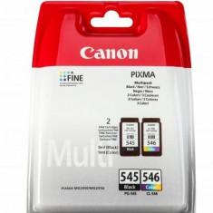 Set cartuse cerneala Canon PG-545+CL-546 originale - Cartus imprimanta