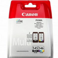 Set cartuse cerneala Canon PG-545+CL-546 originale - Cartus imprimanta