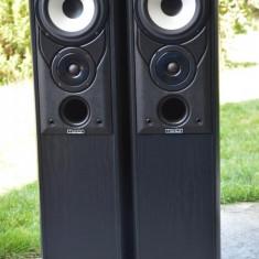 Boxe Mission model 702 e - Amplificator audio Onkyo, 81-120W
