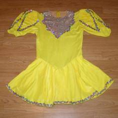 Costum carnaval serbare rochie dans balet gimnastica pentru adulti marime S - Costum Halloween, Marime: Masura unica, Culoare: Din imagine