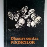 Marcel Moreau - Discurs contra piedicilor - Filosofie