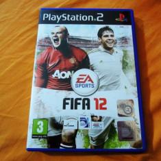 Fifa 12, PS2, original, alte sute de jocuri! - Jocuri PS2 Ea Sports, Sporturi, 3+, Multiplayer
