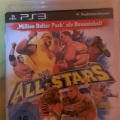 Joc WWE ALL STARS Wrestling Playstation 3 Ps3 - Jocuri PS3 Thq