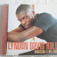 Lynden David Hall – Medicine 4 My Pain _ Cd, album, UK - Muzica R&B Altele