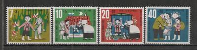 Germania.1961 Povesti de fratii Grimm  SG.256 foto