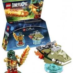 Set Lego Dimensions Chima Cragger Fun Pack