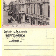 Craiova - Hotel Minerva - clasica, rara - Carte Postala Oltenia pana la 1904, Necirculata, Printata