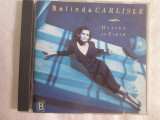 Belinda Carlisle ‎– Heaven On Earth _ CD,album,Germania, virgin records
