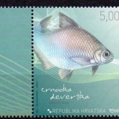 CROATIA 2009, Fauna - Pesti, serie neuzata, MNH - Timbre straine, Nestampilat