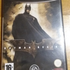 GAMECUBE Batman begins / Joc original by WADDER Electronic Arts, Actiune, 16+, Single player