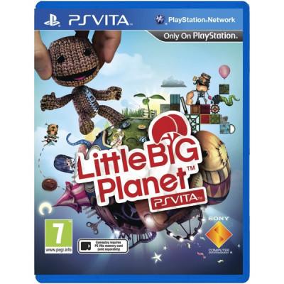 Little Big Planet PS Vita foto