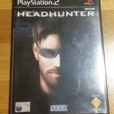 PS2 Headhunter / joc original PAL by WADDER