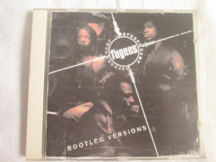 Fugees  – Bootleg Versions _ CD,album,EU
