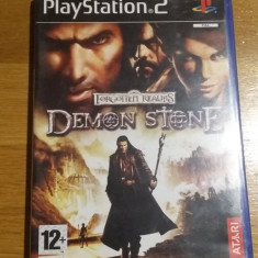 PS2 Forgotten Realms Demon stone / joc original PAL by WADDER - Jocuri PS2 Atari, Role playing, 12+, Single player
