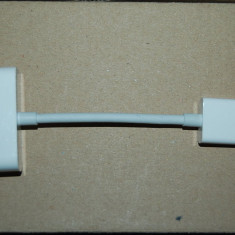 ADAPTOR HDMI TO DVI APPLE - ORIGINAL - Adaptor interfata PC