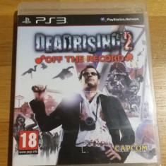 PS3 Dead Rising 2 Off the record - joc original by WADDER - Jocuri PS3 Capcom, Actiune, 18+, Single player
