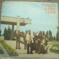 Sugar baby love super grup electrecord muzica soul pop rock mandrila vinyl lp - Muzica Rock electrecord, VINIL