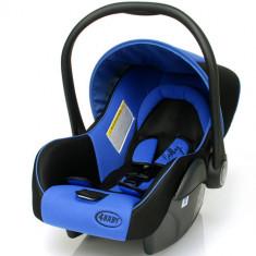 Scaun Auto Colby Albastru 0-13 kg - Scaun auto copii grupa 0+ (0-13 kg) 4baby, 0+ (0-13 kg), Isofix