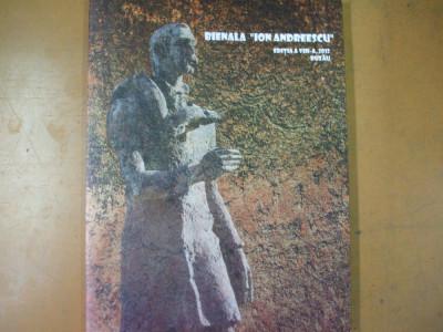 Bienala Ion Andreescu Buzau 2012 pictura sculptura ulei panza bronz fier media foto