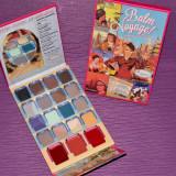 Trusa machiaj 19 culori theBalm cosmetics Balm Voyage paleta farduri - Trusa make up