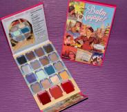 123123Trusa machiaj 19 culori theBalm cosmetics Balm Voyage paleta farduri
