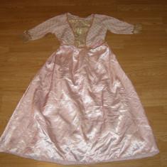 Costum carnaval serbare rochie barbie pentru copii de 7-8 ani - Costum Halloween, Marime: Masura unica, Culoare: Din imagine