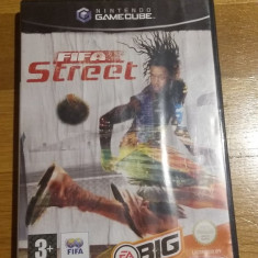 GAMECUBE Fifa street / Joc original by WADDER Ea Sports, Sporturi, 3+, Multiplayer