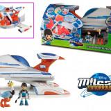 Set de joaca naveta spatiala cu accesorii, Miles from Tomorrowland