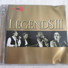 Various ‎– Capital Gold Soul Legends _ dublu CD, compilatie, UK - Muzica Rock virgin records