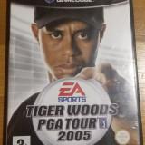 GAMECUBE Tiger Woods PGA tour 2005 / Joc original by WADDER