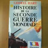 Istoria celui de-al doilea razboi mondial Liddell Hart 1973 text limba franceza - Istorie