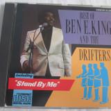 Ben E. King & The Drifters - Best Of _ CD,compilatie,UK
