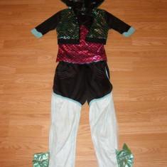 Costum carnaval serbare monster hight pentru copii de 8-9 ani - Costum Halloween, Marime: Masura unica, Culoare: Din imagine