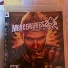 Joc Mercenaries 2 Playstation 3 Ps3 - Jocuri PS3 Ea Games, Actiune, 16+
