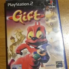 PS2 Gift / joc original PAL by WADDER - Jocuri PS2, Arcade, 3+, Single player