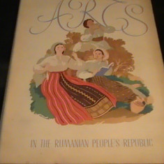 IN THE RUMANIEN PEOPLE, S REPUBLIC-IN ENGLEZA-FORMAT A 3-133 PG- - Album Arta