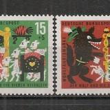Germania.1962 Povesti de fratii Grimm SG.258 - Timbre straine, Nestampilat