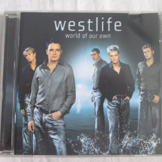 Westlife ‎– World Of Our Own _ Cd, album, EU - Muzica Pop rca records