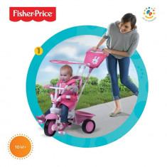 Tricicleta pentru copii 3 in 1 Elite, Fisher Price - Tricicleta copii